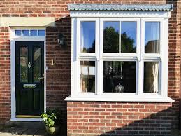 stunning box bay windows with high quality rehau upvc profile