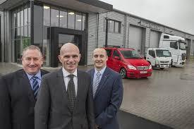 mercedes truck dealers uk black country mercedes dealership grows fast