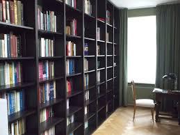 Besta Bookshelf Bookcase Ikea Bookshelf Black Brown Ikea Shelving Unit Black
