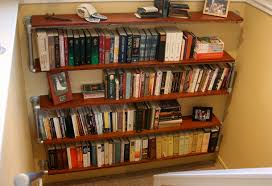 Wall Mounted Book Shelves by 10 Diy Industrial Shelf Ideas Simplified Building