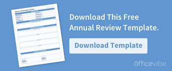 the unconventional guide to performance reviews