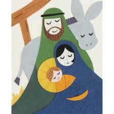 peaceful nativity card cards punch art and card ideas