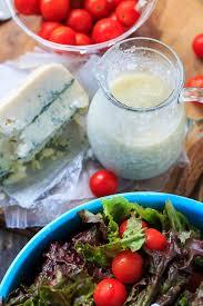 blue cheese vinaigrette spicy southern kitchen