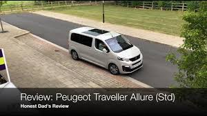 peugeot traveller business owner review part 1 peugeot traveller allure 2017 youtube