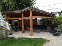 Gazebo Ideas For Backyard Exceptionnel Modern Gazebo Design Wooden Designs Backyard Ideas 3