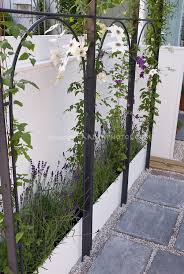 Vertical Flower Bed - vertical gardening with raised bed feature plant u0026 flower stock