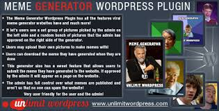 Free Download Meme Generator - meme generator v2 0 wordpress plugin free download download free