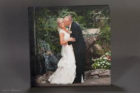Leather Bound Wedding Album American Photographers And Video Northern Nj Wedding Albums