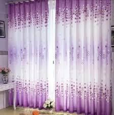 Light Purple Curtains Purple Wine N Lavender Trees Embroidered Sheer Curtain Panels