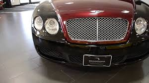 bentley continental flying spur black 2006 bentley continental flying spur lc268 youtube