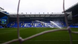 Top Balcony Goodison Park by Grand National Festival 2018 Sporting Event In Liverpool