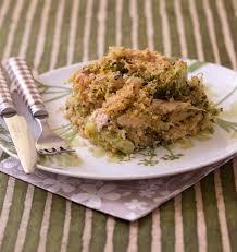 cuisine brocolis gratin de quinoa aux brocolis et sardines les meilleures