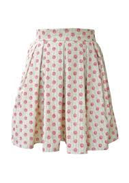 cotton skirt sale pleated cotton skirt white and aline skirt 50s