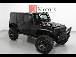 jeep rubicon black 2016 jeep wrangler unlimited sport for sale in tempe az stock