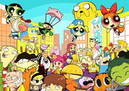 childhood cartoon network knd kids door codename kids