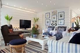 Awesome Beach Themed Living Room Pictures Awesome Design Ideas - Beach inspired living room decorating ideas