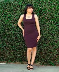 tank dress sleeveless dress bodycon dress plus size