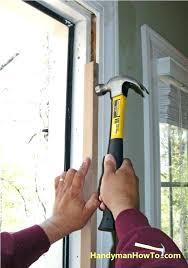 Exterior Door With Frame Replace An Exterior Door Jamb Repair A How To New Picture