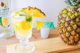 mojito recipe card pineapple mojito caity u0027s apron