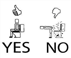 Mens And Womens Bathroom Signs Best 25 Gender Neutral Bathroom Signs Ideas On Pinterest Gender