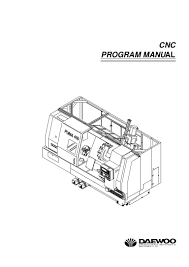 fanuc ot cnc training manual