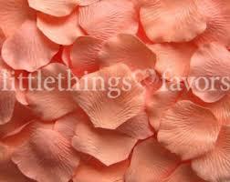 Silk Rose Petals 500 Silk Rose Petals 17 Colors Available Silk Petals