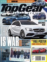 revista motor 2016 top gear april 2016 south africa free download pdf magazine