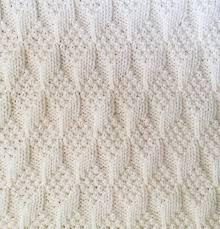 knitting pattern quick baby blanket knitting pattern for textured baby blocks reversible baby blanket