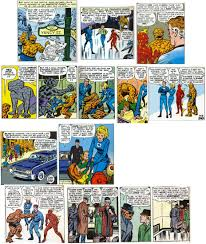 civil rights and the fantastic four ff the great american novel