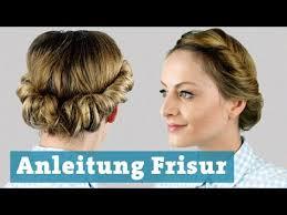 Frisuren Lange Haare Anleitung by 25 Parasta Ideaa Pinterestissä Frisuren Mit Haarband Anleitung