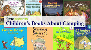 Children S Books About Cing Activities For Kids Adventures Children S Books About Colors