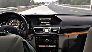 mercedes benz e class interior mercedes benz w212 e class interior lights youtube