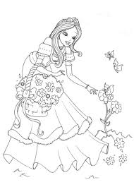 kidscolouringpages orgprint u0026 download free disney princess