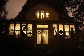 Scary Halloween House Decorations Briliant 40 Spooky Halloween Decorating Ideas For Your Stylish