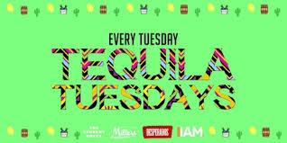 21 Tequila Tuesdays 21 Nora Rotterdam Powered Desperados