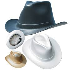 seton hat occunomix cowboy style hat protection seton