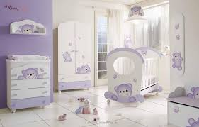 Nursery Decoration Sets Furniture Lovely Baby Furniture Sets Ideas For White And Purple