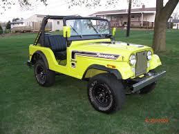 1974 jeep renegade mike gray s 1974 cj 5 renegade jeepfan com
