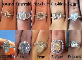 rectangle cushion cut engagement rings shapes you ll see in engagement rings