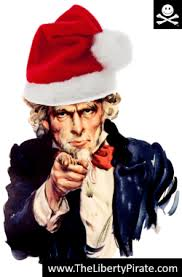 Bad Santa Meme - the bad santa claus government the liberty pirate