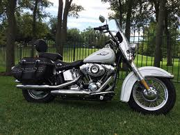 new or used harley davidson heritage softail motorcycle for sale