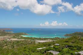 Saint Barts Map by St Barts Land Cas Property For Sale In Saint Barthelemy By