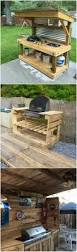 Pallet Furniture Patio by Best 25 Pallet Outdoor Furniture Ideas On Pinterest Diy Pallet