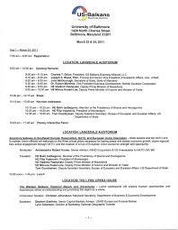 agenda bureau agenda