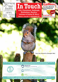 bentley orangutan in touch news with hadleigh nov 17 by mansion house publishing issuu