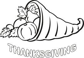 coloring pages thanksgiving coloring pages easy printable