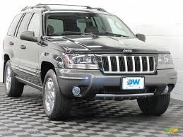2004 jeep grand cherokee custom 2004 graphite metallic jeep grand cherokee columbia edition 4x4