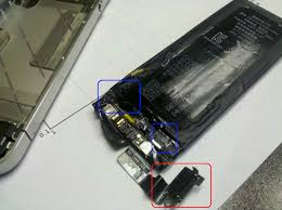 batteries how can i disassemble an iphone 4 battery without