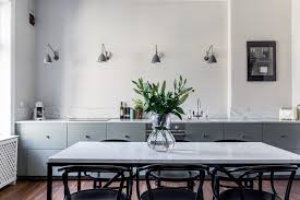 stylish kitchen and dining space coco lapine designcoco lapine