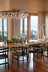 Glass Chandeliers For Dining Room Awesome Glass Chandeliers For Dining Room H76 About Home Interior
